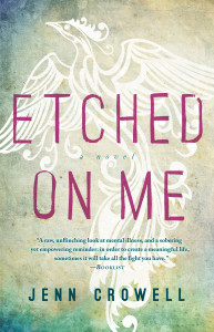 Etched-cover