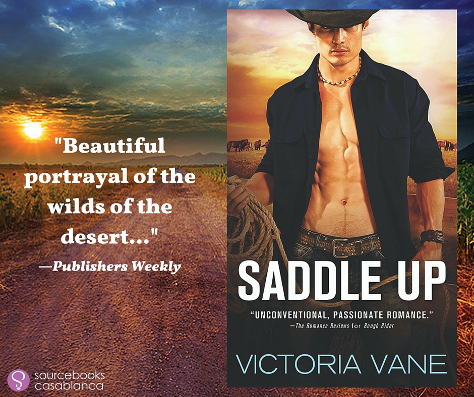 Saddle Up graphic