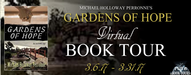 Guest Postvirtual Tour Gardens Of Hope By Michael Holloway Perronne